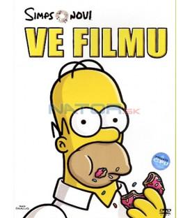 Simpsonovi ve filmu (The Simpsons Movie) DVD