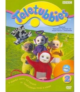 Teletubbies 2 DVD