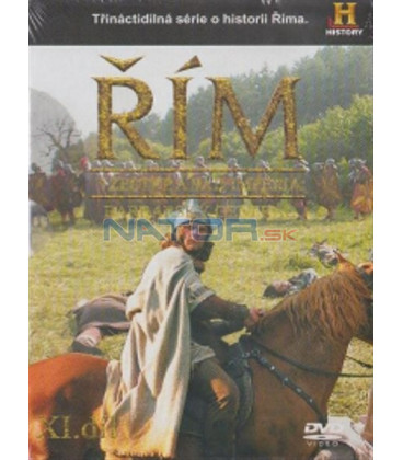 Řím XI. díl - Vzestup a pád impéria - Barbarský generál (Rome: Rise and Fall of an Empire)