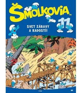 Šmoulové 11.- Svet zábavy a radostí! SK/CZ dabing