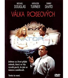 Válka Roseových (The War of the Roses) DVD