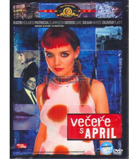 Večeře s April (Pieces of April) DVD