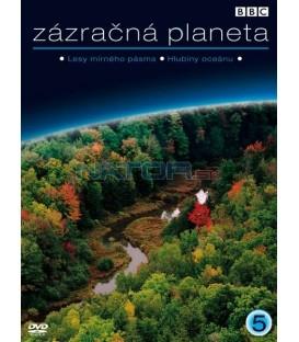 Zázračná planeta 5 - Lesy mírného pásma, Hlubiny oceánu (Planet Earth)