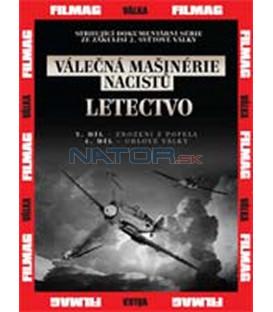 Válečná mašinérie nacistů Letectvo– 2. DVD (The War Machines of WWII - The Nazis)