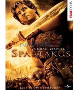 Spartakus (Spartacus) DVD