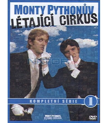 Monty Pythonův létající cirkus – série 1- 2 DVD ( Monty Pythons Flying Circus)