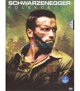 Arnold Schwarzenegger  3DVD-Komando, Predátor, Terminátor