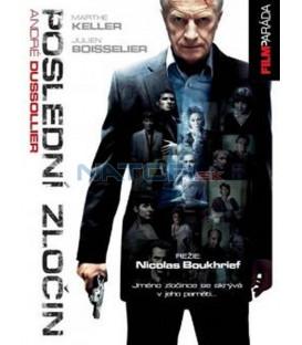 Poslední zločin (Cortex) DVD