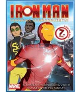 Iron Man – 7. DVD