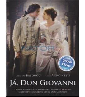 Já, Don Giovanni (Io, Don Giovanni) DVD
