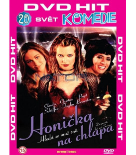 Honička na chlapa (Desperate But Not Serious) DVD