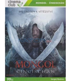 Mongol - Čingischán (Mongol) DVD