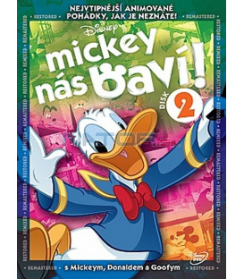 Mickey nás baví! - disk 2.  (Mickey Have a Laugh Vol! 2)