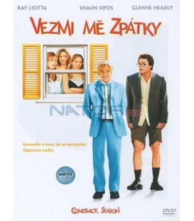Vezmi mě zpátky (Comeback Season) DVD