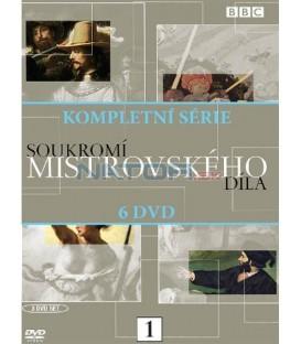 Soukromí mistrovského díla - Komplet BBC - 6 DVD