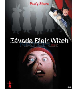 Závada Blair Witch (The Bogus Witch Project) DVD