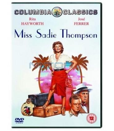 Slečna Sadie Thompsonová (Miss Sadie Thompson)