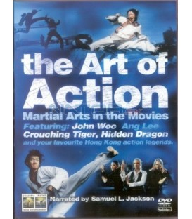 Umění akce (The Art of Action: Martial Arts in Motion Picture)
