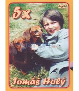 Tomáš Holý-Kolekce 5DVD