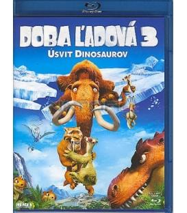 Doba ledová 3: Úsvit dinosaurů SK/CZ dabing - Blu-ray ( Ice Age: Dawn of the Dinosaurs)