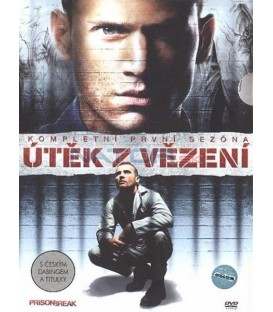 Prison Break: Útěk z vězení 6DVD (Prison Break: Season 1)