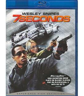 7 vteřin- BLU-RAY (7 Seconds)