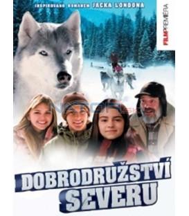 Dobrodružství severu (Call of the Wild) DVD