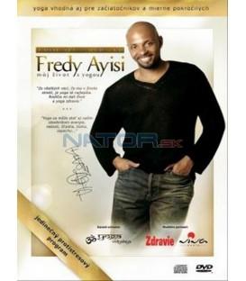 Fredy Ayisi: môj život s yogou (DVD + CD)