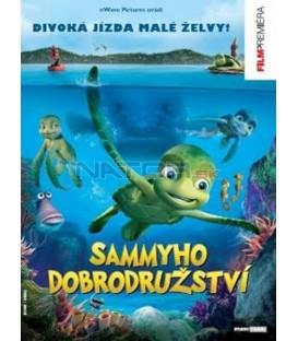 Sammyho dobrodružství  (Sammys Adventures: The Secret Passage) DVD