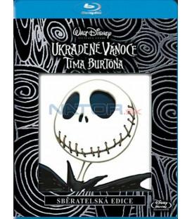 Ukradené Vánoce Tima Burtona- Blu-ray (The Nightmare Before Christmas)