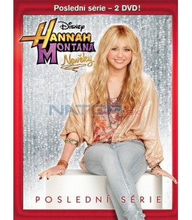 Hannah Montana 4.série 2DVD (Hannah Montanna Season 4 (2DVD))