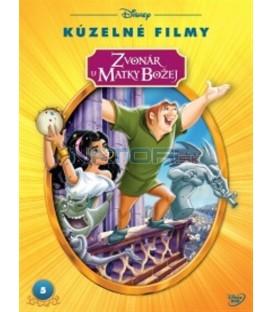Zvoník u Matky Boží - Disney Kouzelné filmy č.5 (The Hunchback of Notre Dame)