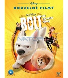Bolt - pes pro každý případ - Disney Kouzelné filmy č.8 (Bolt - American Dogs)