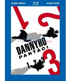 Trilogie Dannyho parťáci- 3Blu-ray (Ocean´s Trilogy)