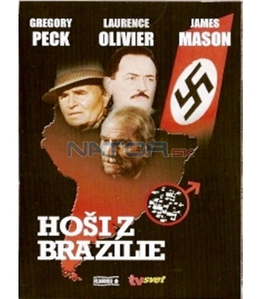 Hoši z Brazílie (The Boys from Brazil) DVD