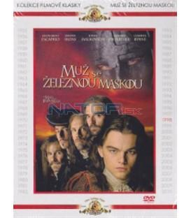Muž se železnou maskou (The Man in the Iron Mask) DVD