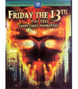 Pátek třináctého 8 (Friday 13th Part 8: Jason Takes Manhattan)