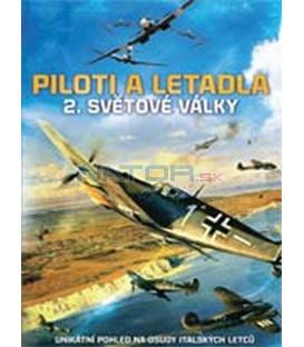 Piloti a letadla 2. světové války (Pilots) – SLIM BOX DVD