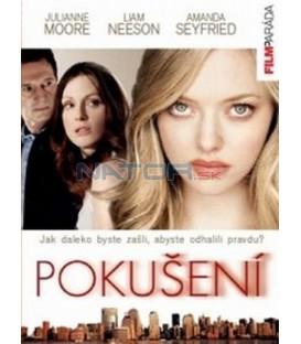 Pokušení (Chloe) DVD