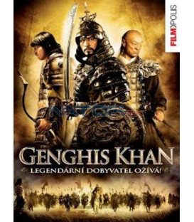 Genghis khan (By the Will of Chingis Khan) DVD
