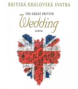 Britská královská svatba album (The great British wedding album)