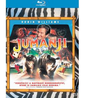 Jumanji Blu-ray (Jumanji)