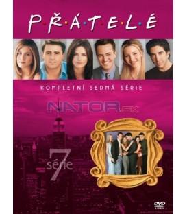 Přátelé - Kompletní 7. sezóna 4 DVD (Friends - Complete 7. season )