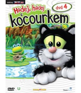 Hádej, hádej s kocourkem 4 (Guess with Jess) DVD