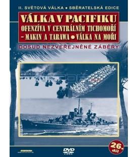 Ofenzíva v centrálním Tichomoří – Makin a Tarawa