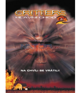 Critters 2 (Critters 2.) DVD