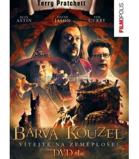 Barva kouzel DVD I. ( The Colour of Magic ) DVD