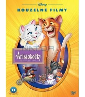 Aristokočky S.E. - Disney Kouzelné filmy č.21 (The AristoCats)