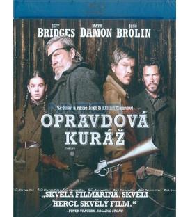 Opravdová kuráž (True Grit) Blu-ray