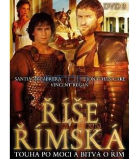 Říše římská - DVD III. (Empire) DVD